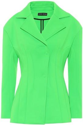 Kwaidan Editions Jersey-mousseline blazer