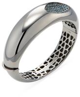 Roberto Coin Silver & Topaz Capri Plus Bangle Bracelet