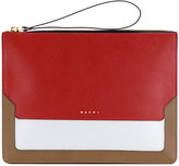 Marni Trunk clutch bag
