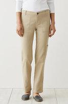 J. Jill Slim-Leg Utility Jeans