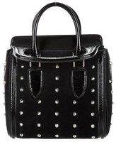 Alexander McQueen Studded Heroine Bag