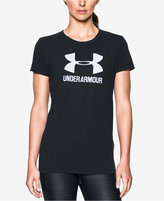 Under Armour Sportstyle Charged Cotton® T-Shirt