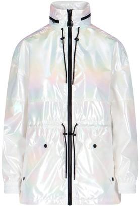 Kenzo Zip Parka Design Jacket