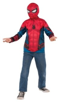 BuySeasons Spider-Man: Far From Home Big Boy Top Costume