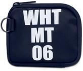 """White Mountaineering WHTMT06"""" Printed Wallet"""