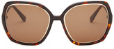 Derek Lam Women&s Broadway Sunglasses