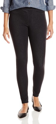 Hue Women's Curvy Fit Jeans Leggings
