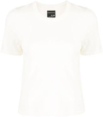 NAGNATA Trash knitted T-shirt