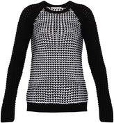 Jason Wu Crochet Knit Sweater