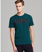 Ted Baker Men's Beatles Walrus Graphicte T-Shitr Green S