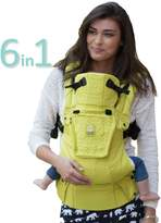 Lillebaby SIX-Position, 360° Ergonomic Baby & Child Carrier by The COMPLETE Embossed (Citrus)