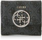 GUESS Swsc6691440, Women's Cross-Body wallet, Multicolore (Coal), 2x6.4x9.5 cm (W x H L)