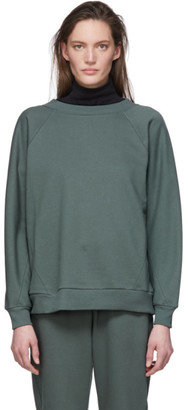 MAX MARA LEISURE Grey Oversized Helga Sweatshirt