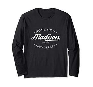 Madison New Jersey Rose City Long Sleeve T-Shirt