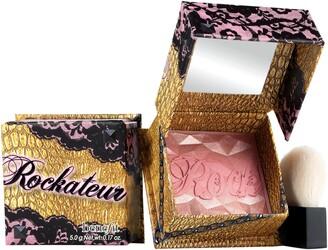 Benefit Cosmetics Rockateur Rose Gold Powder Blush