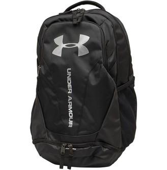 Under Armour Hustle 3.0 Backpack Black