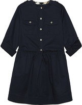 Burberry Mini Tammy buttoned shirt dress 4-14 years