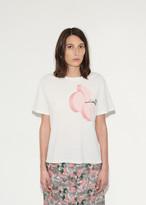 Julien David Flower Print T-shirt