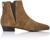 Etoile Isabel Marant Women's Suede Patsha Ankle Boots-BROWN