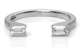 Susan Foster Double Bullet Ring