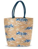 Mud Pie Sailboat Tote