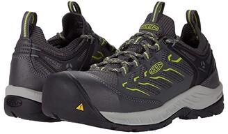 Keen Flint II Sport Carbon Fiber Toe (Forged Iron/Black) Women's Work Boots