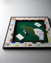 """Horchow """"Monopoly"""" Deluxe Game Set"""