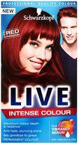 Schwarzkopf LIVE Intense Colour 043 Red Passion Hair Dye