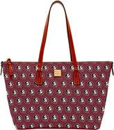 Dooney & Bourke Florida State Seminoles Zip Top Shopper