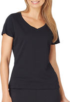 Jockey Short-Sleeve V-Neck Sleep Tee