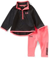 Under Armour Baby Girls Teamster Track Jacket & Leggings Set