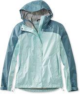 L.L. Bean Trail Model Rain Jacket, Colorblock