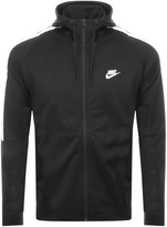 Nike Tribute Hooded Track Jacket Black