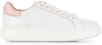 Fratelli Rossetti Logo Heel-Counter Sneakers