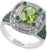 LeVian Le Vian Multi-Stone and Diamond Accent Ring in 14k White Gold (2-1/3 ct. t.w.)