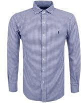 Ralph Lauren Gingham Shirt Navy