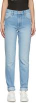 Etoile Isabel Marant Blue Clover Jeans
