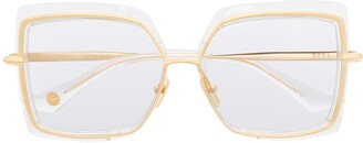 Dita Eyewear Narcissus square sunglasses