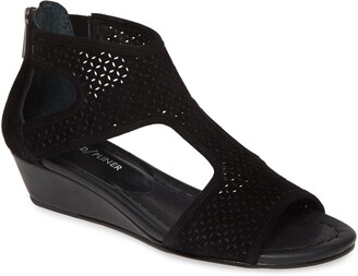 Donald J Pliner Ellia Wedge Sandal
