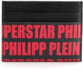 Philipp Plein TM credit card holder