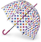 Fulton Polka Dot Birdcage Umbrella