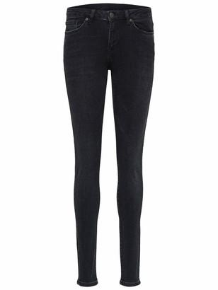 Selected Women's Slfida Mw Skinny Jeans Noos W