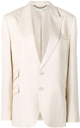 Stella McCartney removable strap blazer