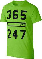 Nike Short-Sleeve Cotton Graphic Tee - Boys 8-20