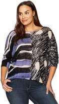 Nic+Zoe NIC & ZOE Women's Plus Size Sierra Top