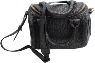Alexander Wang Rockie Black Leather Handbags