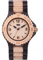 WeWood Kale Watch - Black/Beige