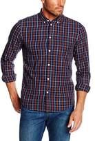 Esprit Men's 086EO2F008 Formal Shirt, Brown (BROWN)