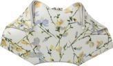 Alexander McQueen De Manta Floral Print Clutch