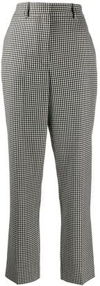 Racil Michael gingham trousers